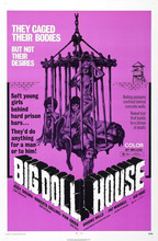 J1831- Big Doll House Xxx Exploitation Sex Grindhouse Movie Pop 14x21 24x36 Inches Silk Art Poster Top Fabric Home Wall De