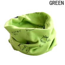 Scarves Kid Multi-Use Small Fish Printing Cute Scarf For Baby Head Scarf Bandanas Ponchos And Capes(China)
