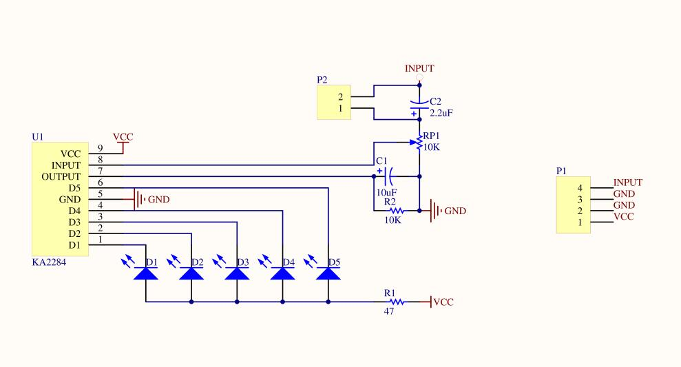 KA2284 Power Battery Level 1