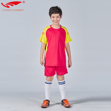 Soccer Jersey Set Youth Kids survetement training Child Kids Football Kits Boys Soccer Sets Jersey Uniforms Futbol Training(China)