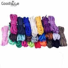 "140cm/55"" of Oval Flat Shoelaces Shoestrings Shoe Ropes Polyester Shoe Lace for Sneakers(China)"