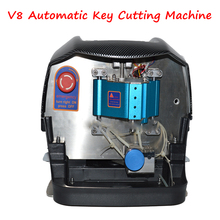 Portable Key Cutting Machine V8 X6 Fully Automatic CNC Key Machine Key Duplicate Machine Locksmith Tools