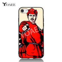 Enroll for Soviet Army history WWI WW1 Cool Art For iPhone 5s SE 6 6s 7 Plus Case TPU Phone Cases Cover Mobile Decor Gift(China)