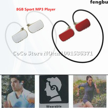 fengbu New w273 8GB sports earphone MP3 player W Series Cute Sport Design headset mp3 music player W262 4gb drop shipping(China)