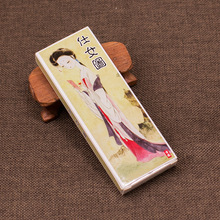 1pcs Ladies classic retro bookmark China Style lovely literary creative custom paper factory wholesale(China)