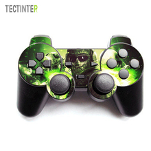Call Of Duty Vinyl Skin Sticker Cover For Sony PS2 Wireless Controller Skin For Playstation 2 Gamepad Decal Joystick Controle(China)