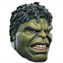 Horror Funny Movie Hulk Mask Halloween Masquerade Party Eco- friendly Latex Full Face Mask
