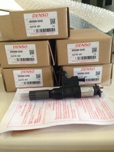 DENSO common rail injector  for ISUZU 4HK1 6HK1 095000-5342 095000-5343 8976024852 8976024850
