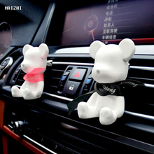 2017 New Cartoon Diamond Car Perfume Air Freshener Air Conditioning Vent Car Air Cleaner Fragrance Auto Accessories Car-styling(China)