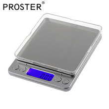 Buy 500g x 0.01g Portable Mini Electronic Food Scales 2 Tray Pocket Case Postal Kitchen Jewelry Weight Balanca Digital Scale for $14.95 in AliExpress store