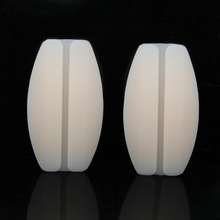 High Quality New 1 Pair Cushions Non-slip Soft Silicone Bra Strap Holder Shoulder Pads Relief Pain-448E