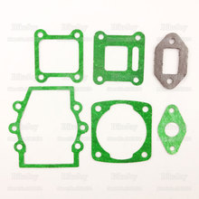 Engine Gasket Set Kit 1 set 47cc 49cc 2 Stroke ATV Quad Go Kart Dirt Pocket Mini Bike Motorcycle Motorbike Parts
