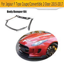 Carbon Fiber Car Accessories Body kit Kits for Jaguar F Type Coupe Convertible 2 Door 2015 2016 2017(Hong Kong)