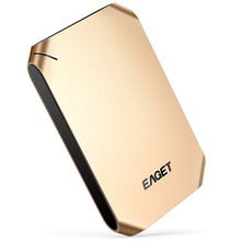"EAGET G30/G60 High Speed USB 3.0 External Hard Drives 2.5"" HDD Desktop Laptop 500gb 1tb  Shockproof Encryption Hard Disk"