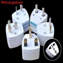 High Quality Universal EU UK AU US Electronic Plug Adapter Travel Charger Converter Plug 1000pcs/lot DHL Free Shipping