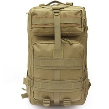 2016 New 3P tactical assault backpack bag  coyote/brown/tan/sand