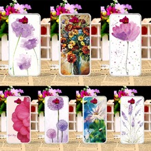 Anti-scratch Special Plastic Phone Case For Huawei Y6 Pro Enjoy 5 Honor Play 5X Back Cover DIY Flower Telephone Accessories