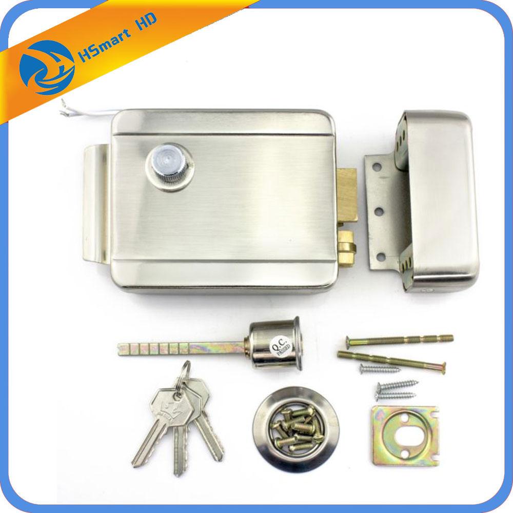 New Electric Lock Electronic Door Lock for Video Intercom Doorbell Door Access Control System Video Door Phone Best Door Lock<br>