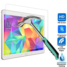 "9H Nano Explosion-proof Soft Protective Film For Samsung Galaxy Tab S T800 T805 10.5"" Tablet Screen Protector Not Tempered Glass(China)"