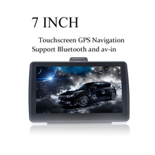 L344 with free maps 7 inch HD screen 128M FM transmitter Windows CE 6.0 system MTK chips 800mhz