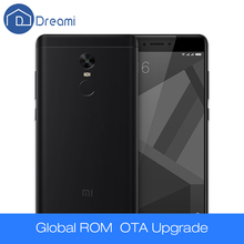 Dreami Original Xiaomi Redmi Note 4X 3GB 32GB 5.5 Inch Snapdragon 625 Mobile Phone 4100mAh  Redmi Note 4 X Cellphone