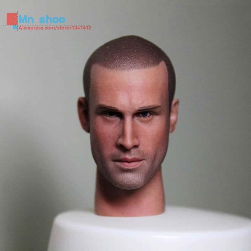 1/6 Figure Head Model JOSEPH FIENNES 1:6 Male Action Figure Head Sculpt Carving Collection Doll Toys Accessories<br>