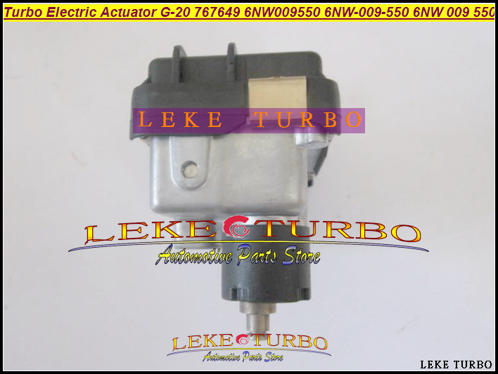 Turbo Electric Actuator G-20 G-020 G20 767649 6NW009550 6NW-009-550 6NW 009 550 (2)