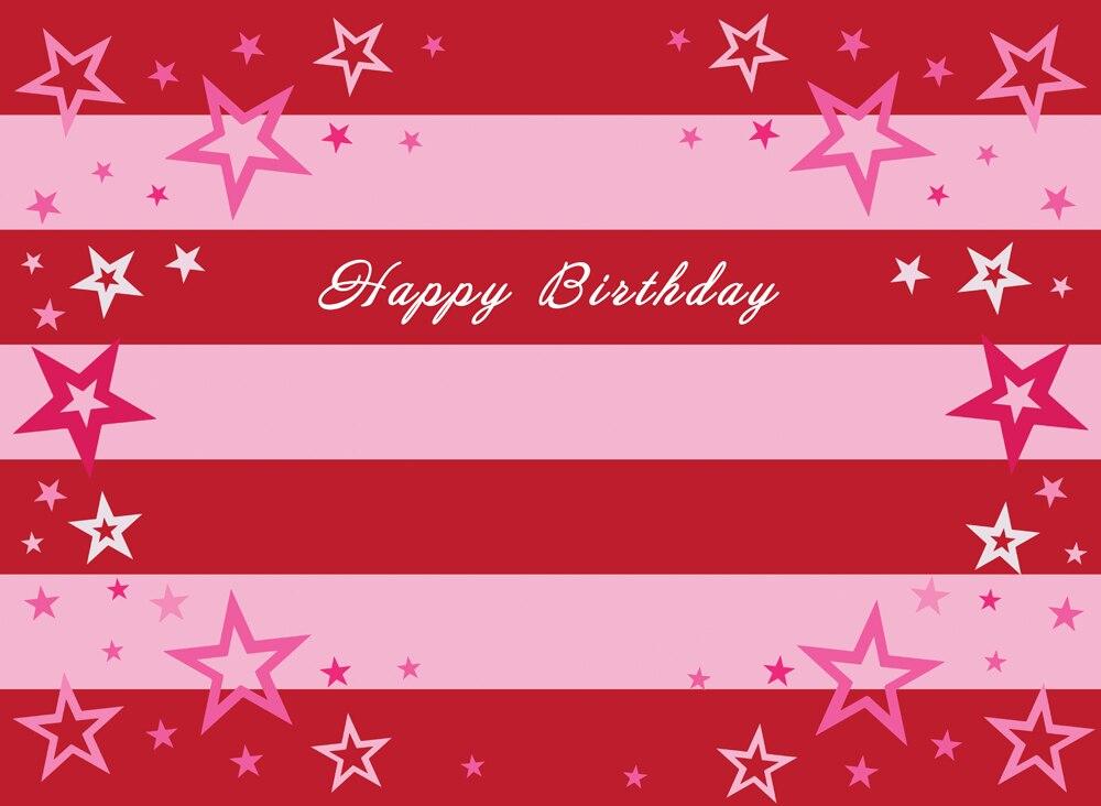Birthday party photography backdrops backgrounds for photo studio photography background W324<br>