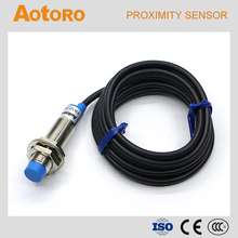 distance laser sensor FR12-4DN2 LJ12A3-4-Z/AX NPN NC 6-36VDC inductive proximity switch quality guaranteed(China)