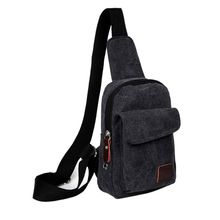 Sports Military Messenger Bag Outdoor Travel Rucksack Hiking Sport Chest Bag Canvas Small Crossbody Fanny Shoulder Back Pack