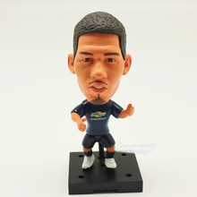 Soccerwe+ Soccer Player Dolls 12# SMALLING (MU +Blue +2017) 2.5