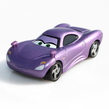 Disney Pixar Cars Holly Shiftwell Diecast Metal Cute Cartoon Movie Toy Car For Children Gift 1:55 Loose Brand New In Stock