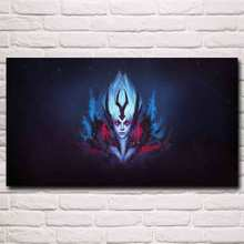 Dota 2 Vengeful Spirit Video Game Art Silk Poster Home Wall Decor Painting Boy Room Gift 11x20 16x29 20x36 Inch Free Shipping