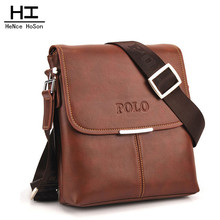 New 2017 High Quality men messenger bag,fashion genuine leather male shoulder bag ,casual briefcase brand name bags,freeshipping