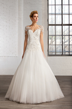 2016 Charming Vestido Noiva Manga A-Line Wedding Dress Vintage Bead With Button Cap Sleeve Capitao America