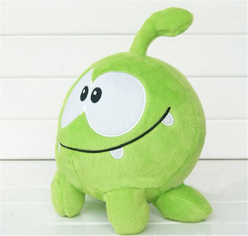 cut the rope frog plush toy3