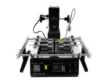 free shipping LY IR6500 V.2 infrared soldering station,motherboard bga rework machine,with pcb jig.smd repair machine