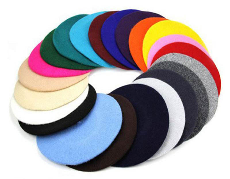 2017-New-Winter-Berets-Hat-Cheap-Fashion-New-Women-Wool-Vintage-Berets-20-Solid-Color-Caps