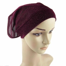 tube underscarf caps hijab scarf women's head hijabs,pick colors,free shipping, PHGT001(China)