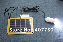 Retail or Wholesale Household 2W Solar Lighting Sysetem Solar Power System(China)