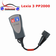 Newly Lexia3 PP2000  Diagnostic Scanner Lexia 3 PP2000 For Citroen For Peugeot  Diagbox 7.61 LEXIA-3 Support Multi-Language