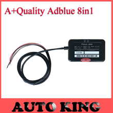 100% Quality A+++++++ FULL CHIP PCB PHOTO NOx sensor Adblue emulator 8 in1 V3.0 SUPPORT euro 6 Free shipping !!!(China)