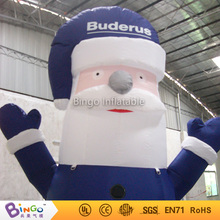 Christmas Festival Decor 3 Meter High Inflatable Father Christmas Balloons Inflatable Santa Claus Replica inflatable toys