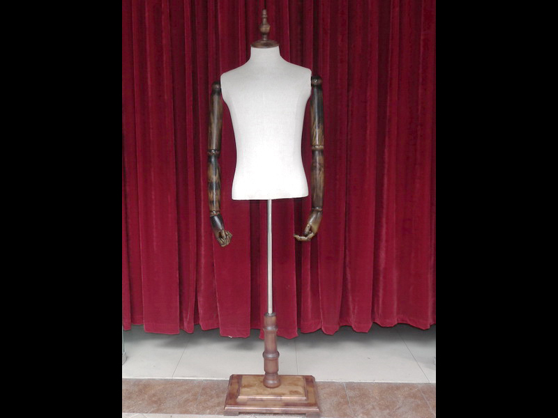 EMW-XXE02 Wrapped fabric mannequin_04