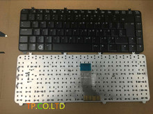 Brand New US laptop keyboard For HP Pavilion dv5 dv5-1000 dv5-1200 US BLACK Replacement(China)