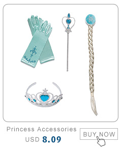 Elsa Princess Accessories