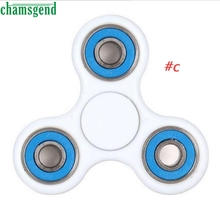 CHAMSGEND 2017 new ideas funny drop ship  Spinner Leisure Single Finger Decompression games Education gift may 12 P30
