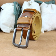 wholesale luxury brand ceinture homme designer belts men good quality 2017 pin buckle belts for men genuine leather waistband