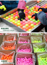 Top quality Colorful Golf Balls Golf exercise balls special for Golf practice field(China)