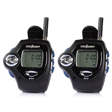 2 pieces Freetalker RD-820B Portable Auto Squelch Walkie Talkie Two-Way Radio Watch for Outdoor Sport Hiking, 462MHZ,
